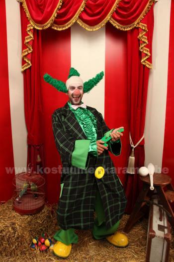 Groene Clown