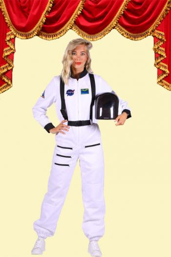 Astronaute Dame