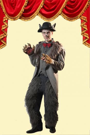 Boze Wolf Kostuum
