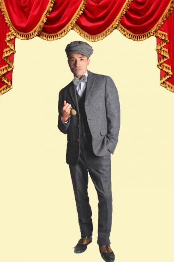 Peaky Blinders Kostuum Arthur
