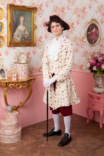 Rococo Kostuum Mannen