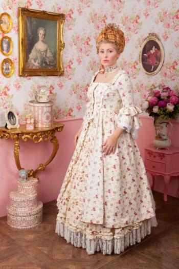 Barok Kleding Vrouw Luxe