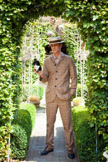 Great Gatsby Kostuum Andrew