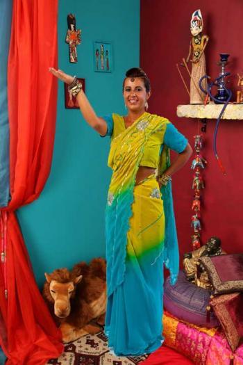 Saree Deepali