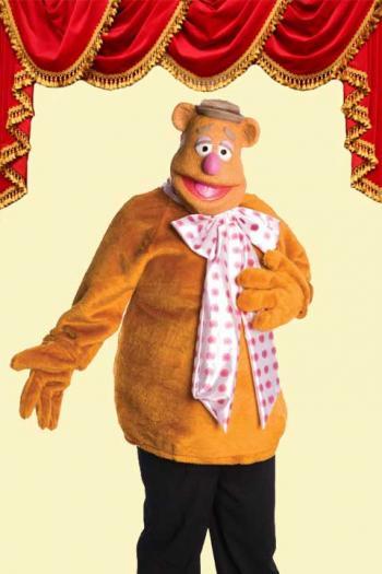 Fozzie Bear Kostuum