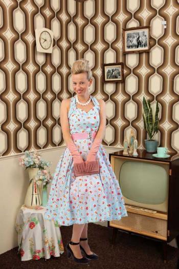 Halter jurk, Jessy