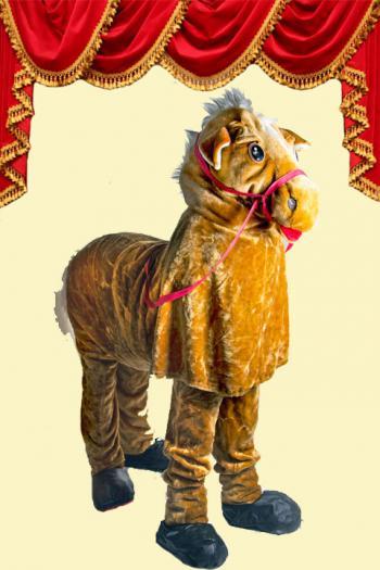Paardenpak 2 pers.