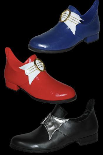Schoenen Markies/Prins