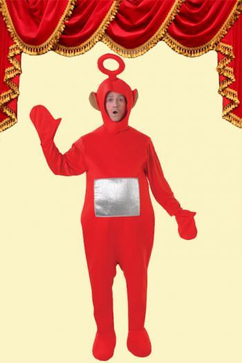 Teletubbie Kostuum Po