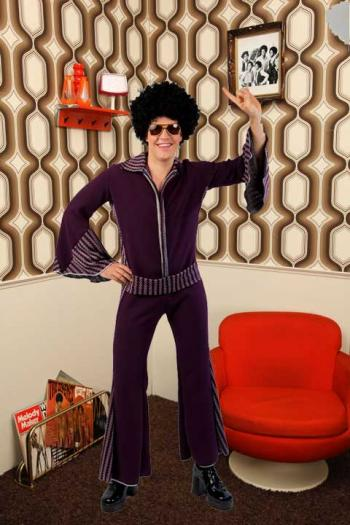 Disco Jumpsuit Tommie