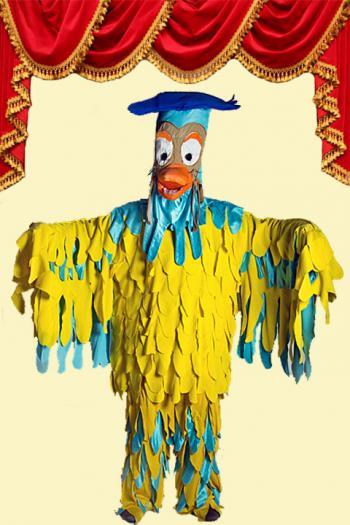 Kostuum Uil